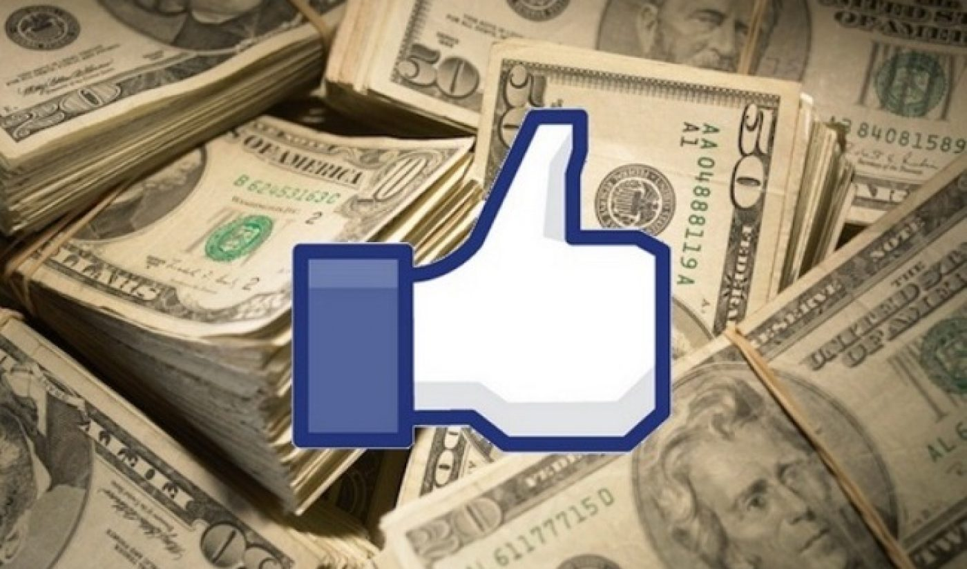 Facebook Will Earn $3.8 Billion From Video Ads By 2017