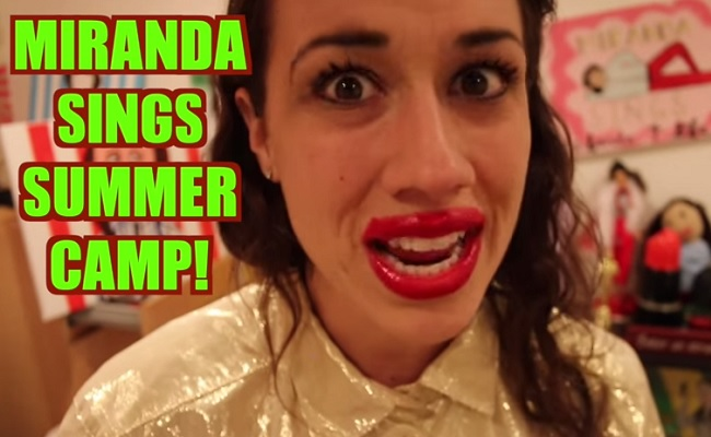 Miranda Sings Summer Camp Tour