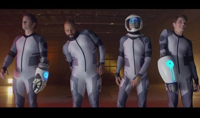 Rooster Teeth Drops Official Trailer For First Feature Film 'Lazer Team'