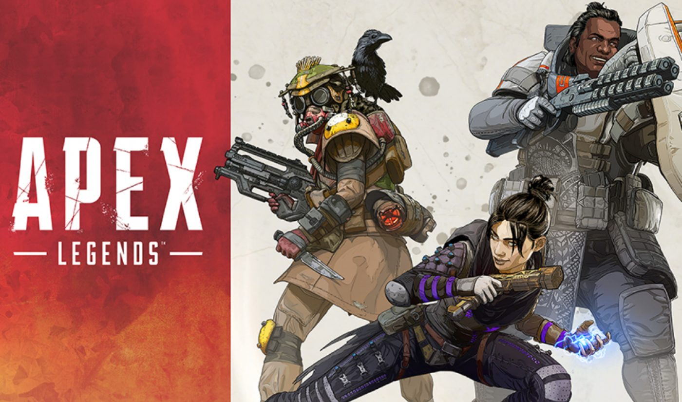 Ninja Wins Twitch's First 'Apex Legends' Tournament By One Point