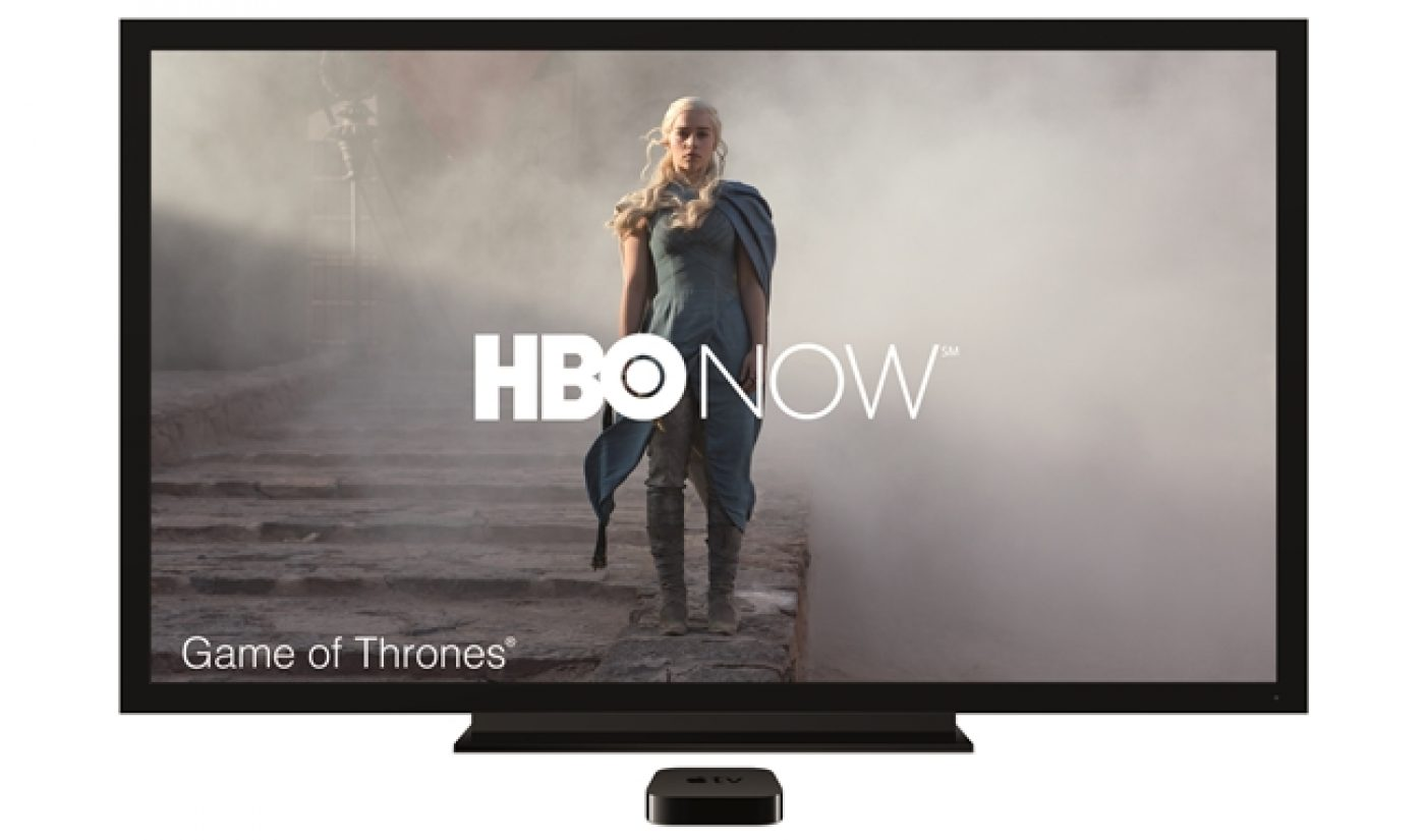 Apple Will Be Exclusive Launch Partner For HBO Now Video Service