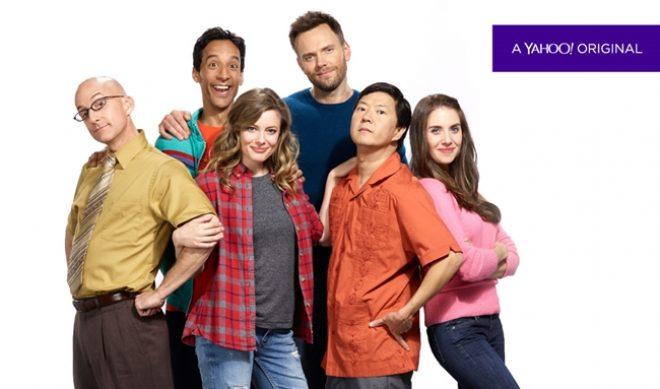 'Community' Arrives On Yahoo Screen