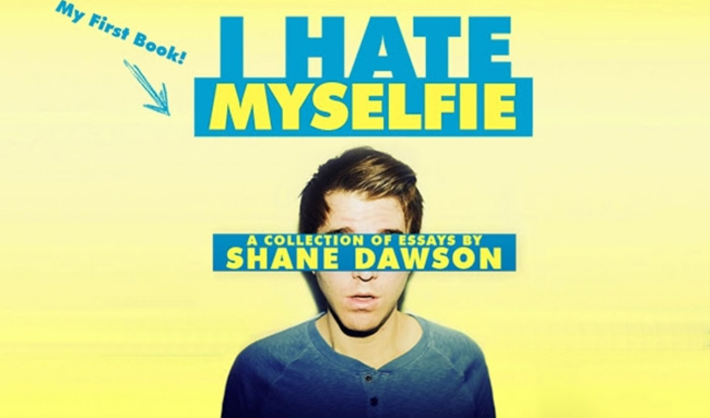Shane Dawson's Book Top Barnes And Noble's Paperback Bestsellers In First Week