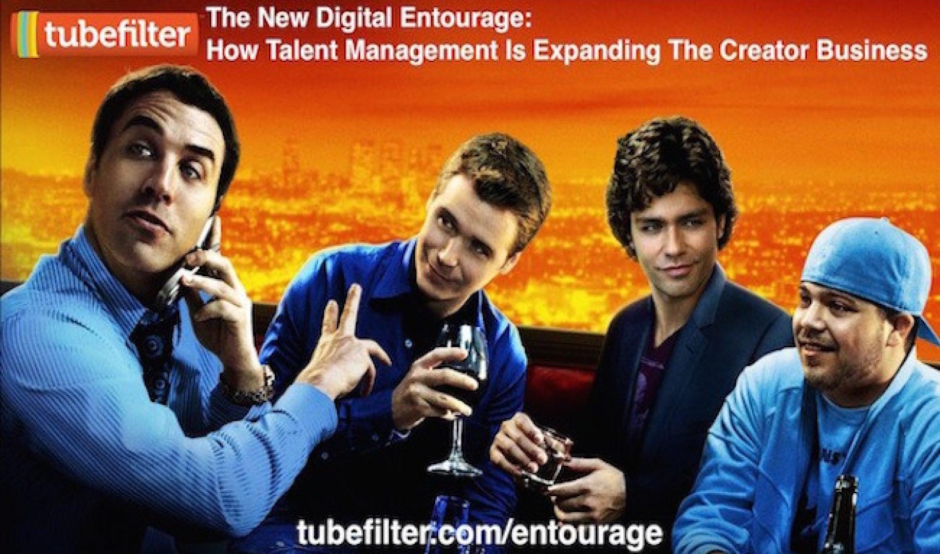 Tonight: Tubefilter LA Meetup on Talent Management