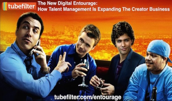 The New Digital Entourage: Tubefilter LA Meetup on Tuesday, March 31