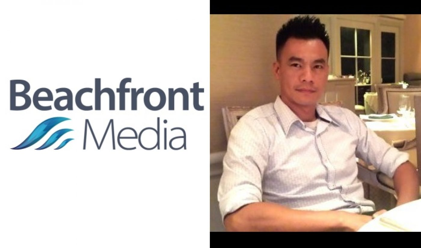 Beachfront Looks To Expand Ad Efforts, Hires Fullscreen's Jeff Chi To Lead Initiative