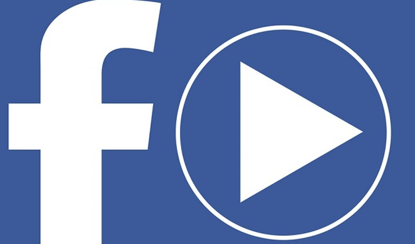 Facebook Now Gets Four Billion Video Views Every Day