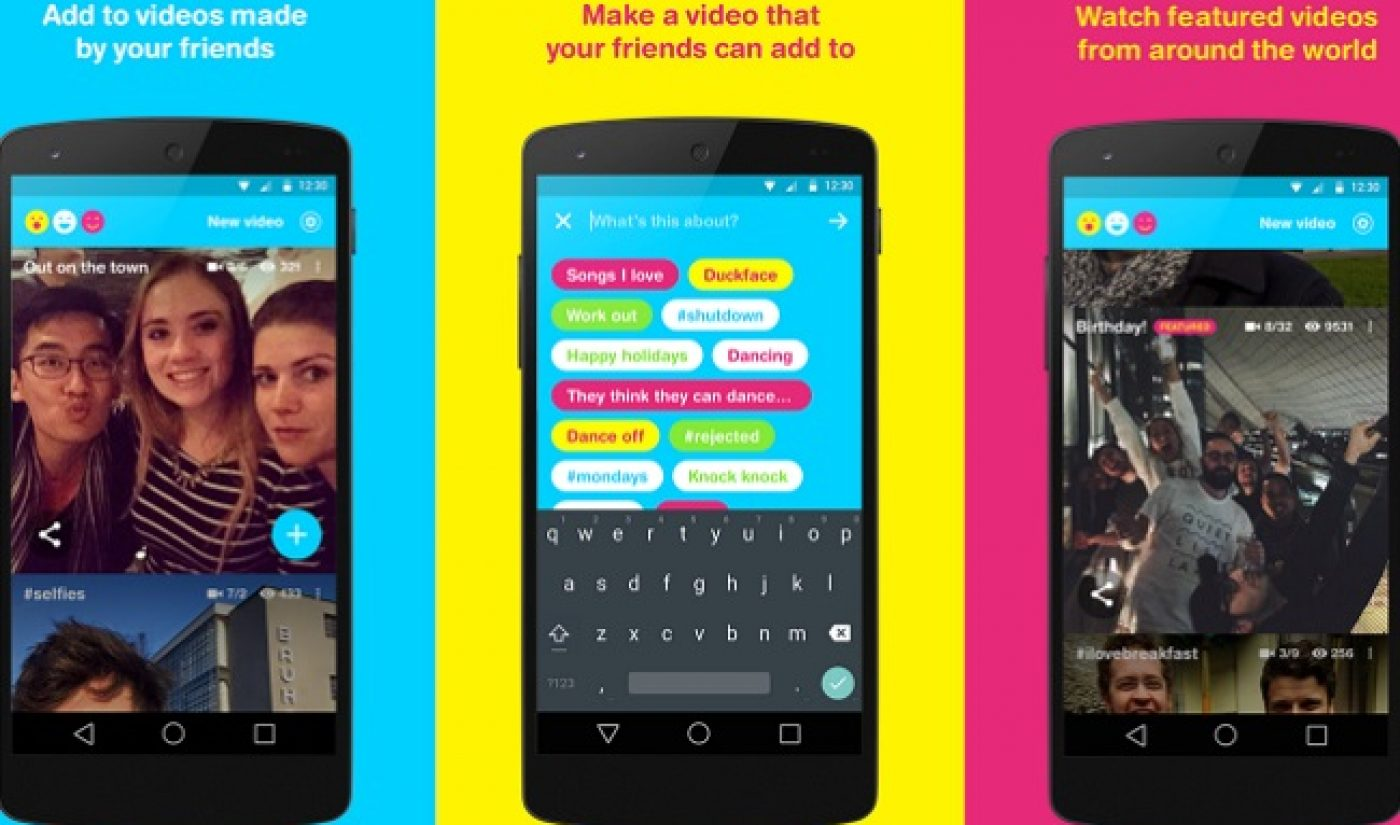 Facebook Launches Riff App To Experiment With Collaborative Videos, Compete With Snapchat, Vine