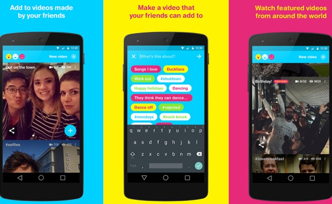 Facebook-Riff-Collaborative-Video-App
