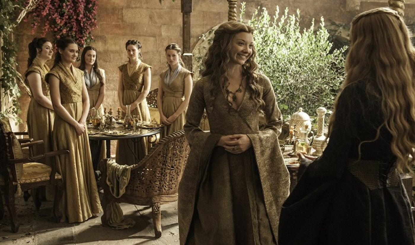 Why Is HBO Mad At Periscope Over 'Game Of Thrones' Live Streams?