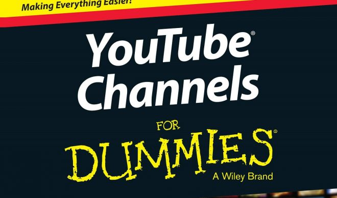 Pixability Execs Team Up To Write 'YouTube Channels For Dummies' Book