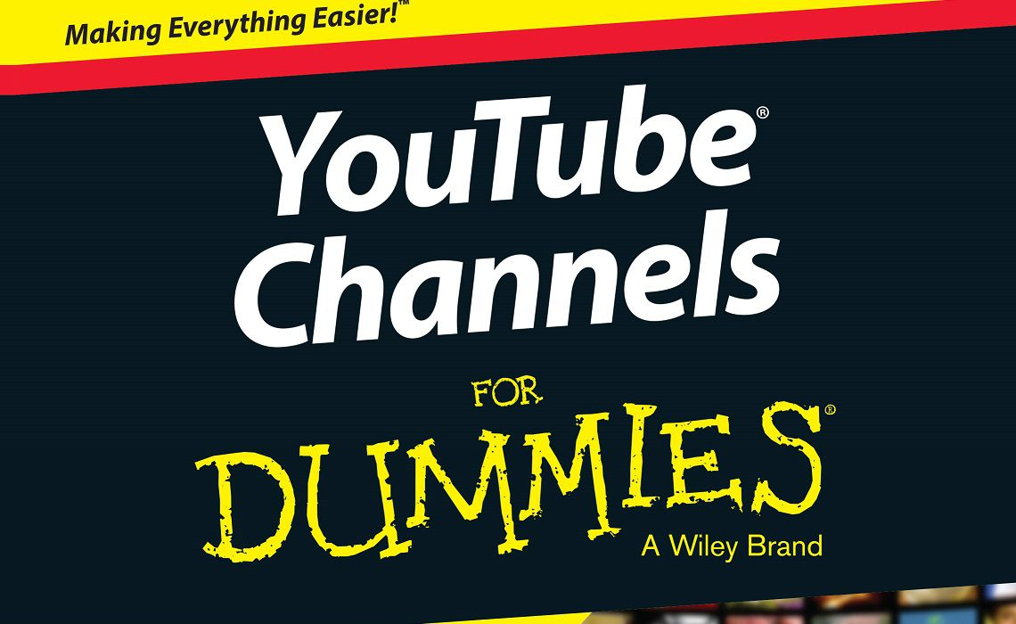 Pixability-YouTube-Channels-For-Dummies-Book