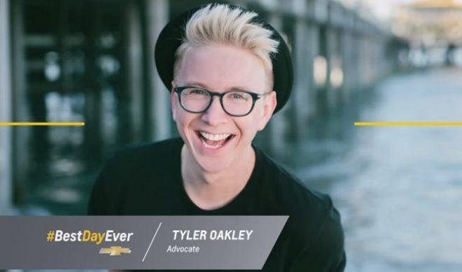 """Jash, Chevrolet, YouTube Host """"#BestDayEver"""" For April Fools', Elicit Lots Of Smiles"""
