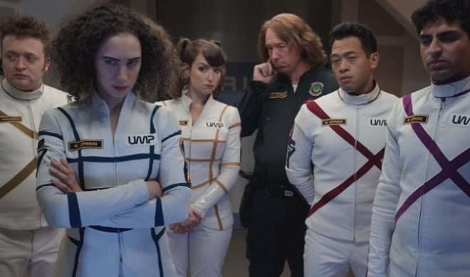 Yahoo Drops Trailer For Paul Feig's Original Series 'Other Space,' Debuts April 14