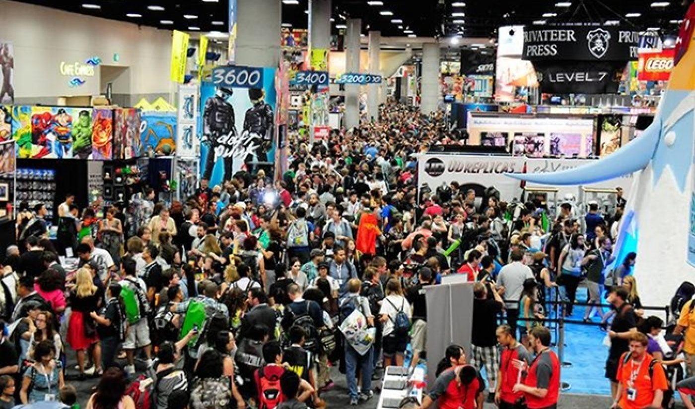Lionsgate, San Diego Comic-Con Team Up For Online Video Service