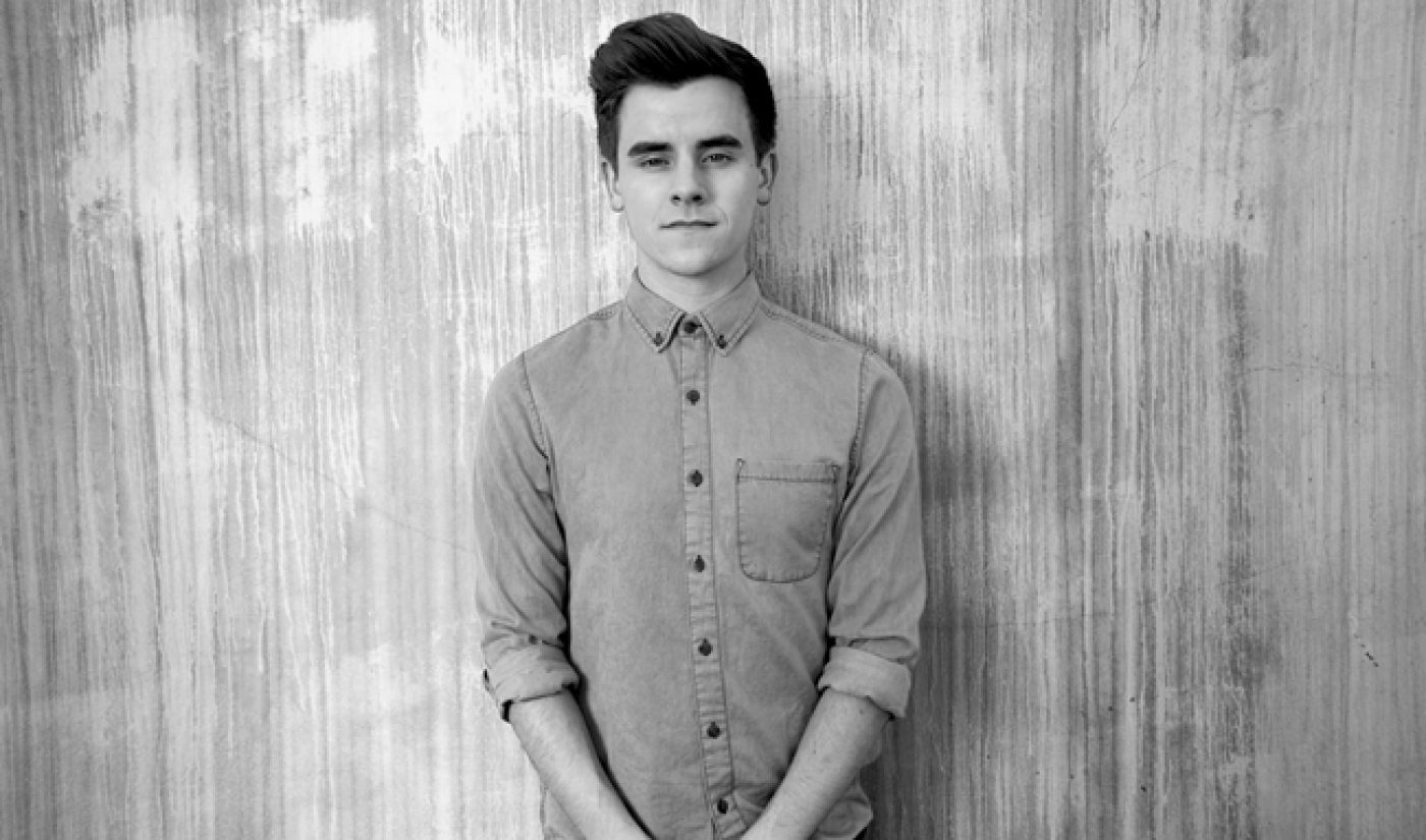 Connor Franta's Book Hits Shelves, Amazon Top 25 Bestseller List