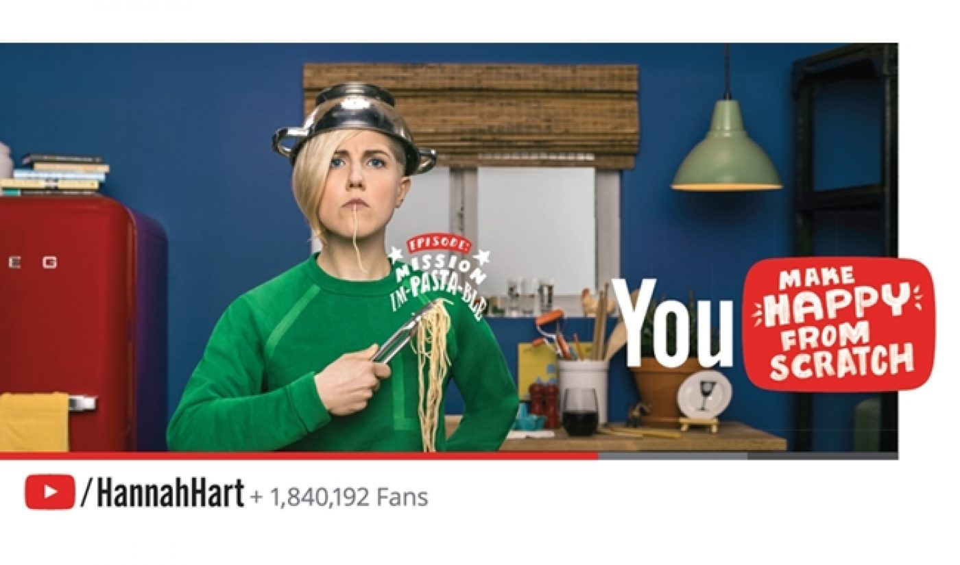 Hannah Hart, Grace Helbig, Dude Perfect Featured In Next Round Of YouTube TV Spots