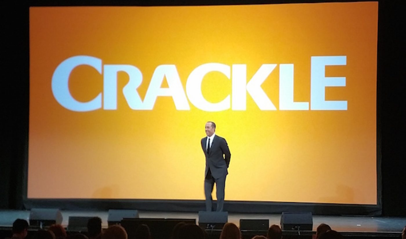 Jerry Seinfeld On Why He Likes Going Digital, Loves Crackle, And Hates YouTube
