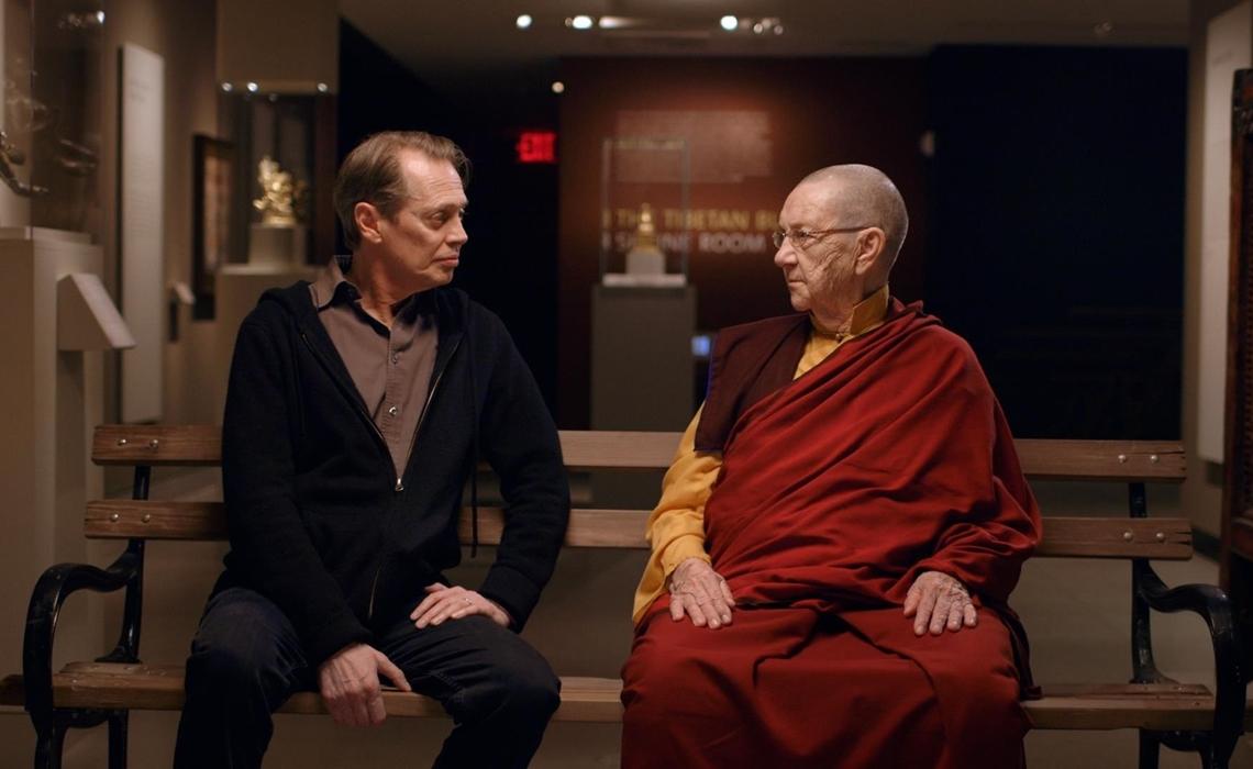 park-bench-dalai-lama