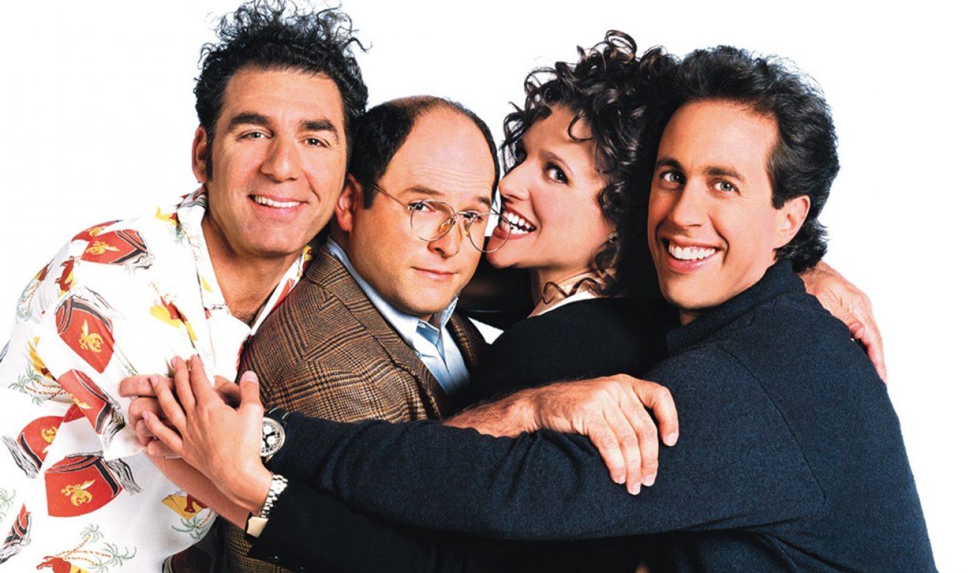 All Nine Seasons Of 'Seinfeld' Coming To Hulu In June