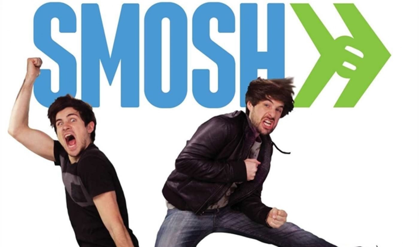 'Smosh: The Movie' To Arrive On July 23rd, Adjacent To VidCon