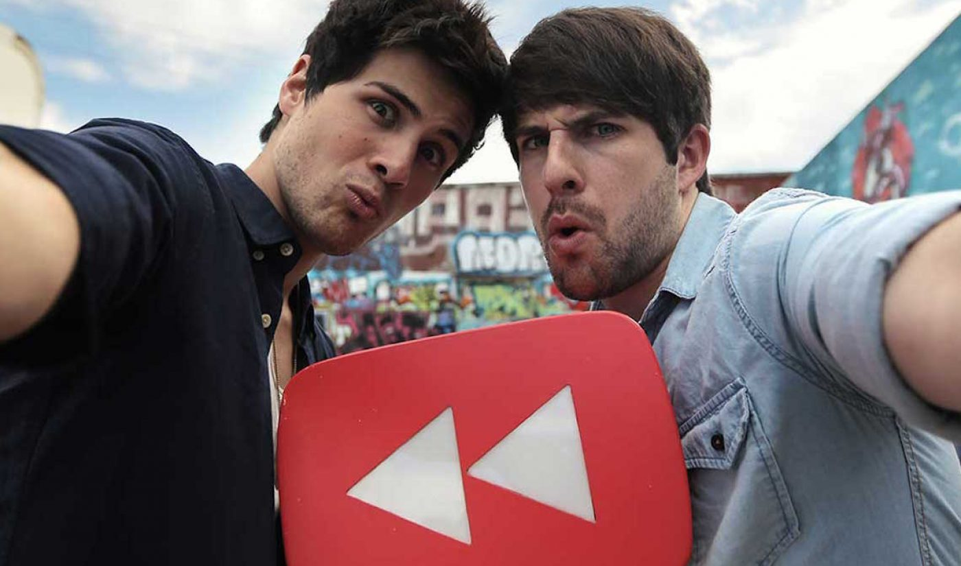 YouTube To Fund Original Series From The Fine Bros, Joey Graceffa, Prank Vs. Prank, Smosh