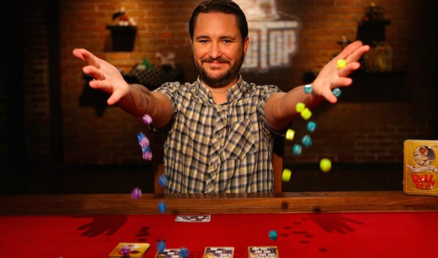 Wil Wheaton's 'TableTop' Shows The $1.4+ Million Power Of Niche Communities And Programming
