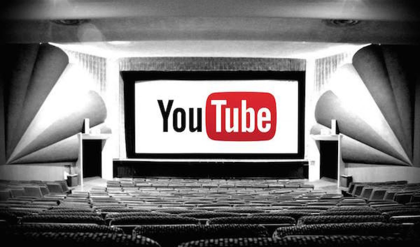 YouTube, AwesomenessTV Partner For Feature Films Led By Digital Stars