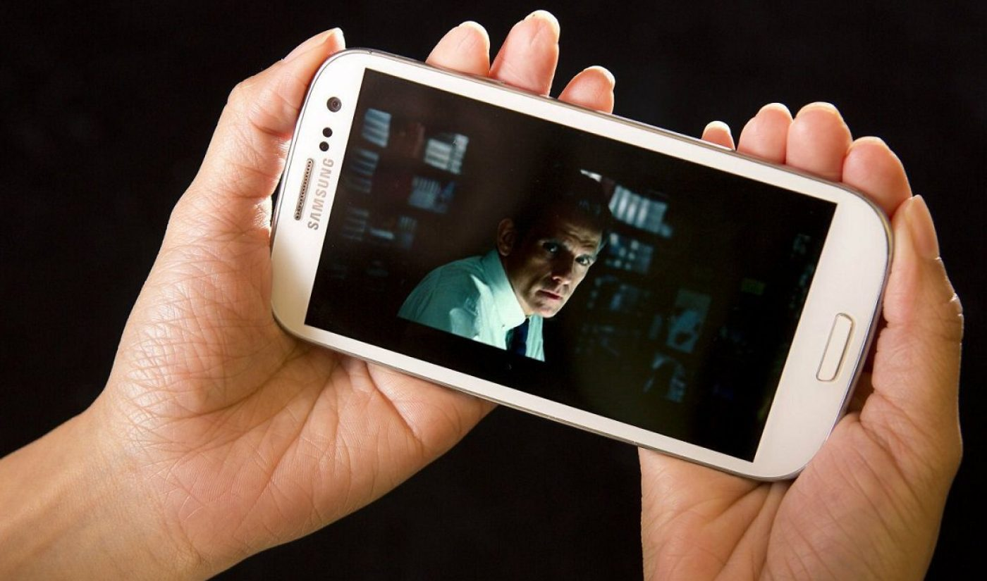 Mobile Video Ad Revenue To Grow 39.5% By 2020