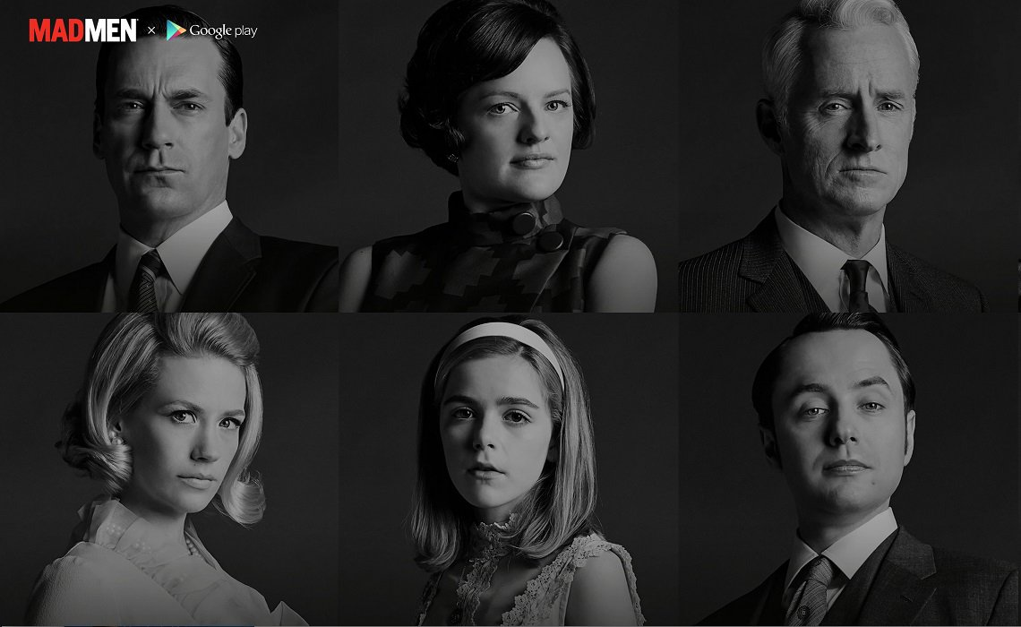 Google-Play-Lionsgate-The-Mad-Men-Experience