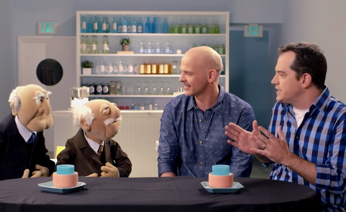 The Muppets Take Over YouTube Space LA, Collab With ...