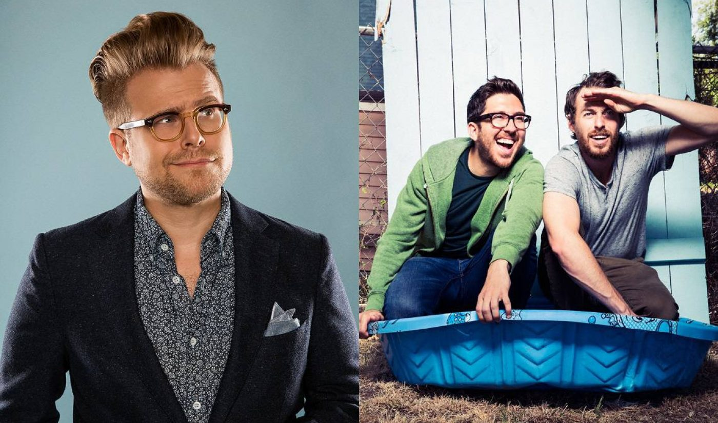 TruTV Orders 'Jake And Amir' Pilot, 'Adam Ruins Everything' Series From CollegeHumor