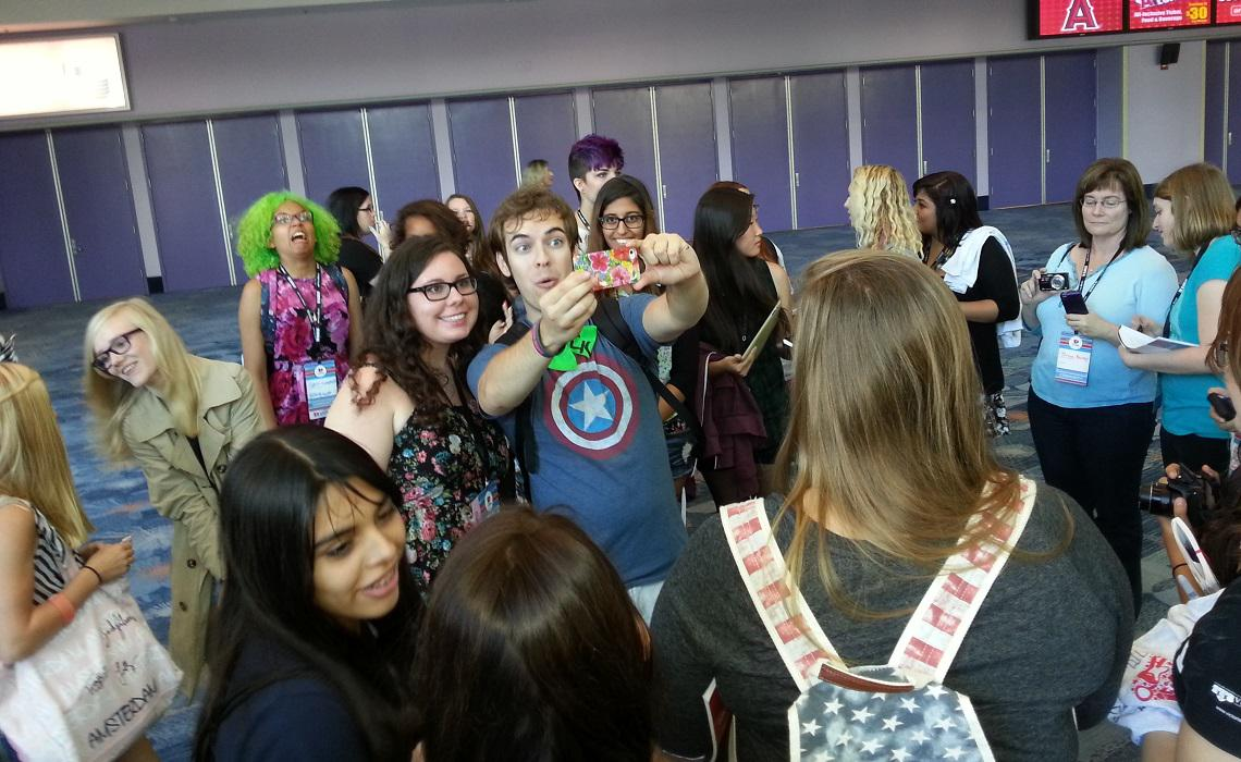 VidCon-2015-Creator-Mentorship-Program