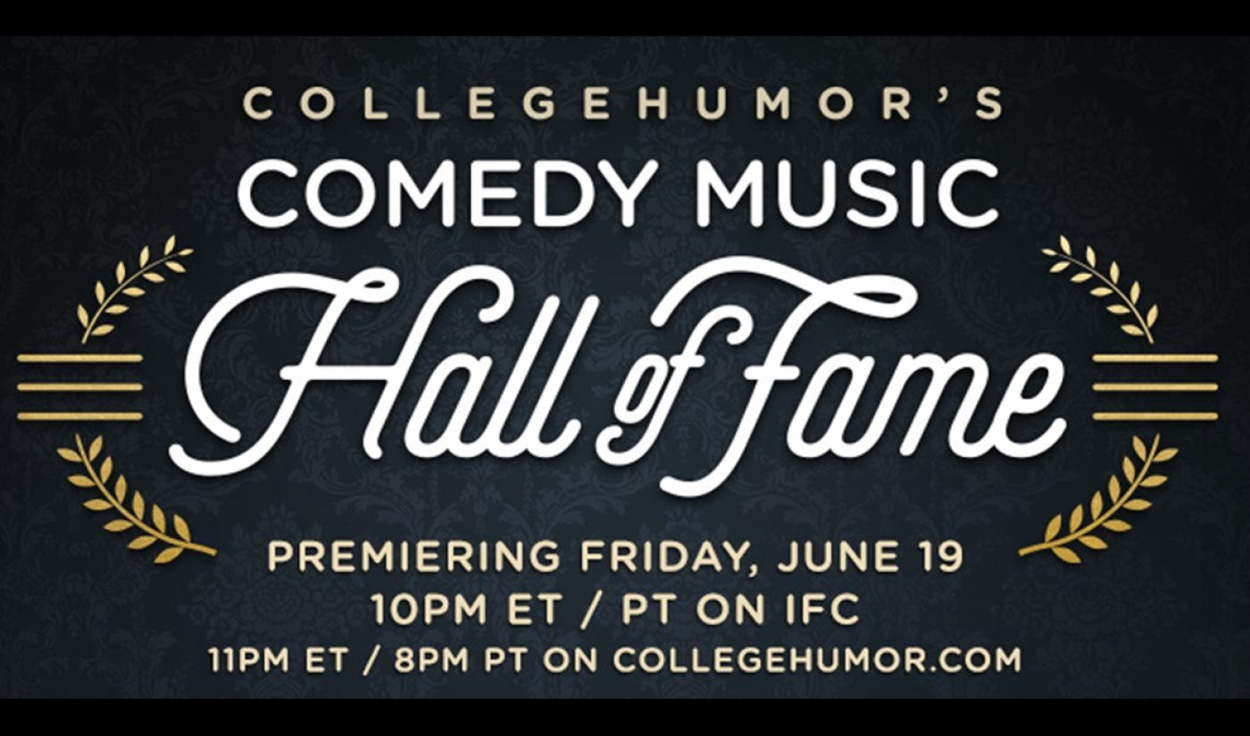 CollegeHumor To Bring 'Comedy Music Hall Of Fame' To IFC
