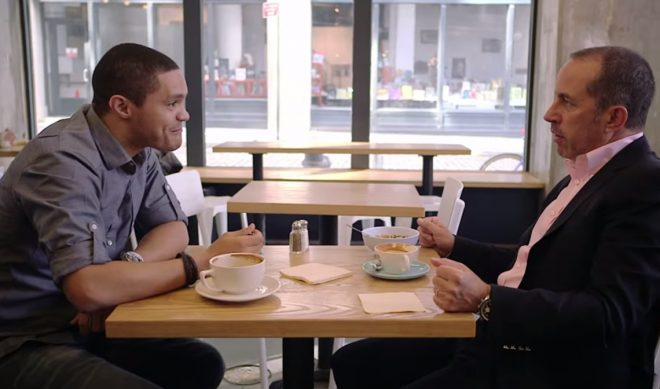 Here Is The Season Six Trailer For 'Comedians In Cars Getting Coffee'