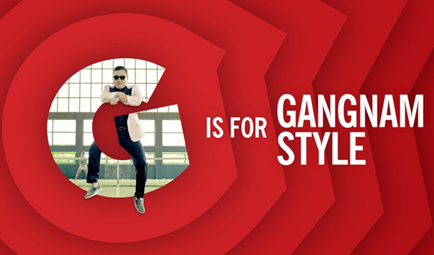 YouTube Tracks Influence Of 'Gangnam Style' For Tenth Birthday