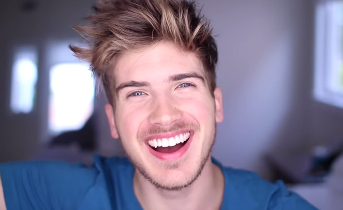joey graceffa height