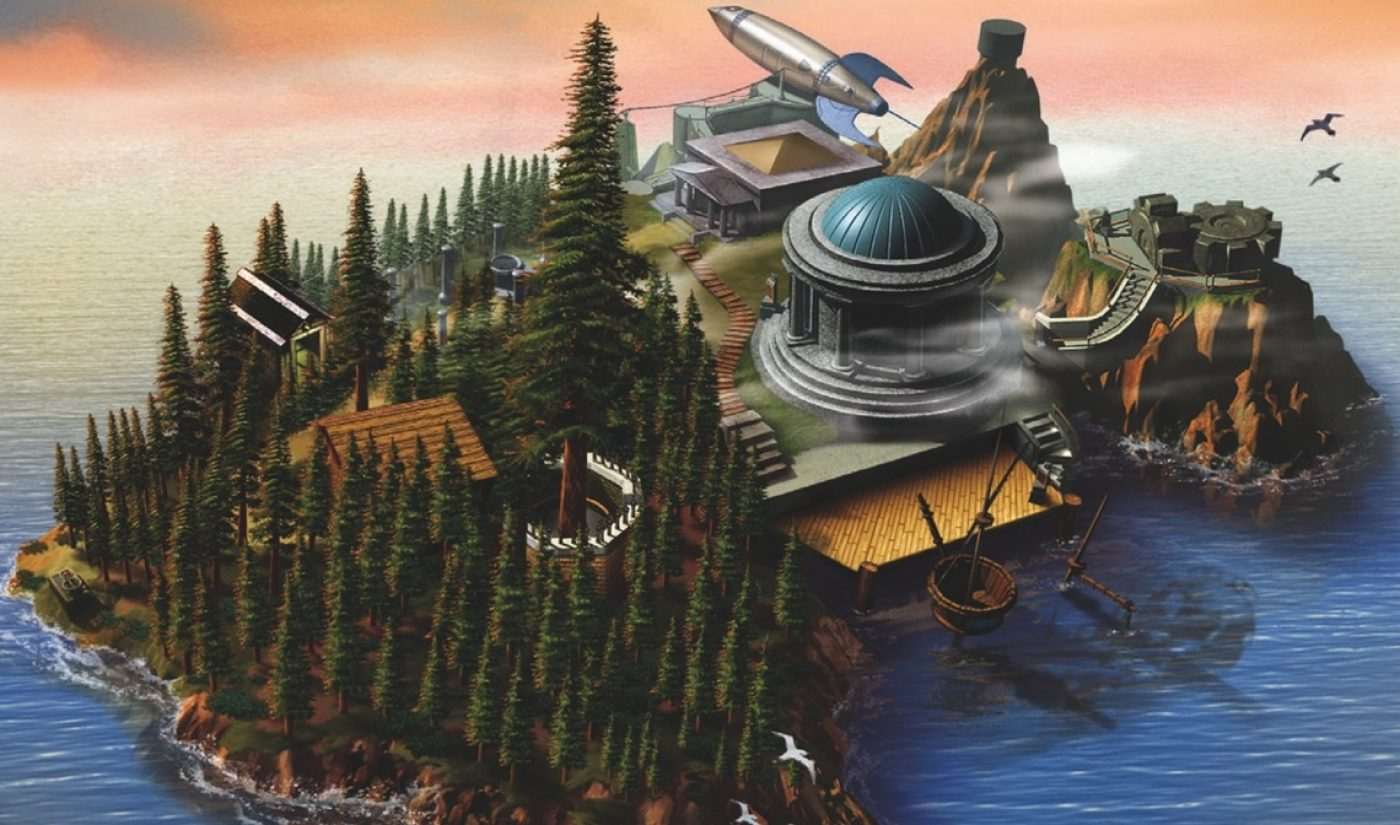 Series Based Off The Video Game 'Myst' Coming To Hulu