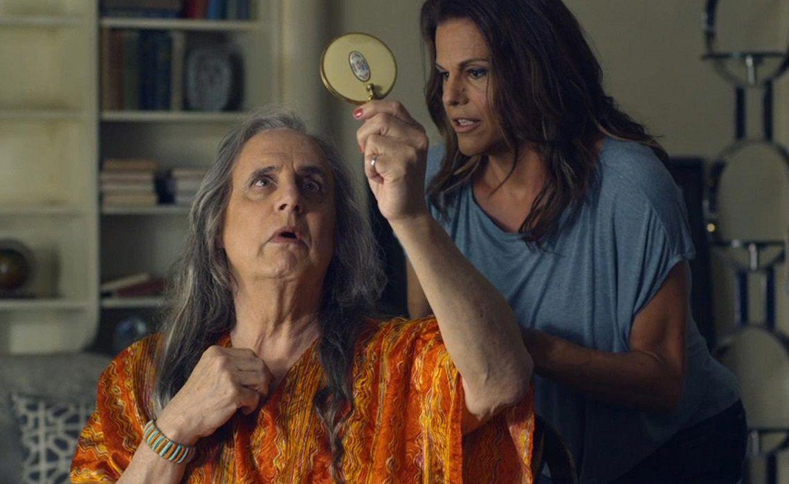 Amazon Transparent Emmy Campaign Restaurant
