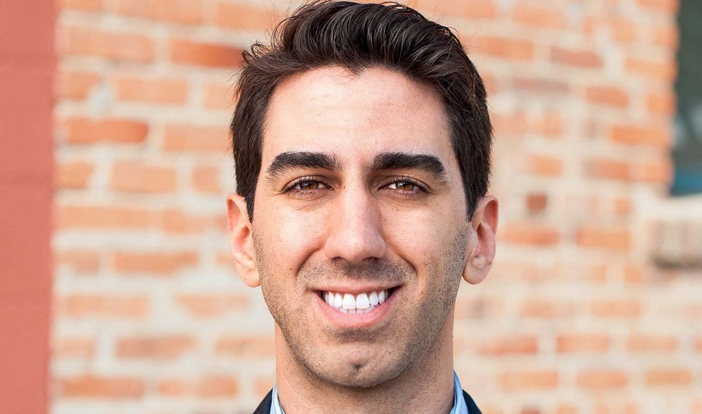 Fullscreen's George Strompolos Chastises Facebook For Stolen Video Content