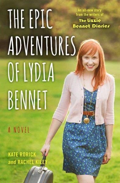 Lizzie-Bennet-Epic-Adventures-Lydia-Bennet-Book-2