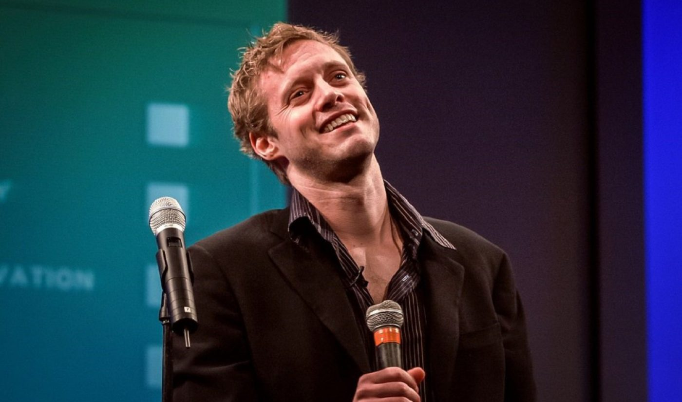 #SMWLA Preview: BuzzFeed's Ze Frank Talks Digital Video Success