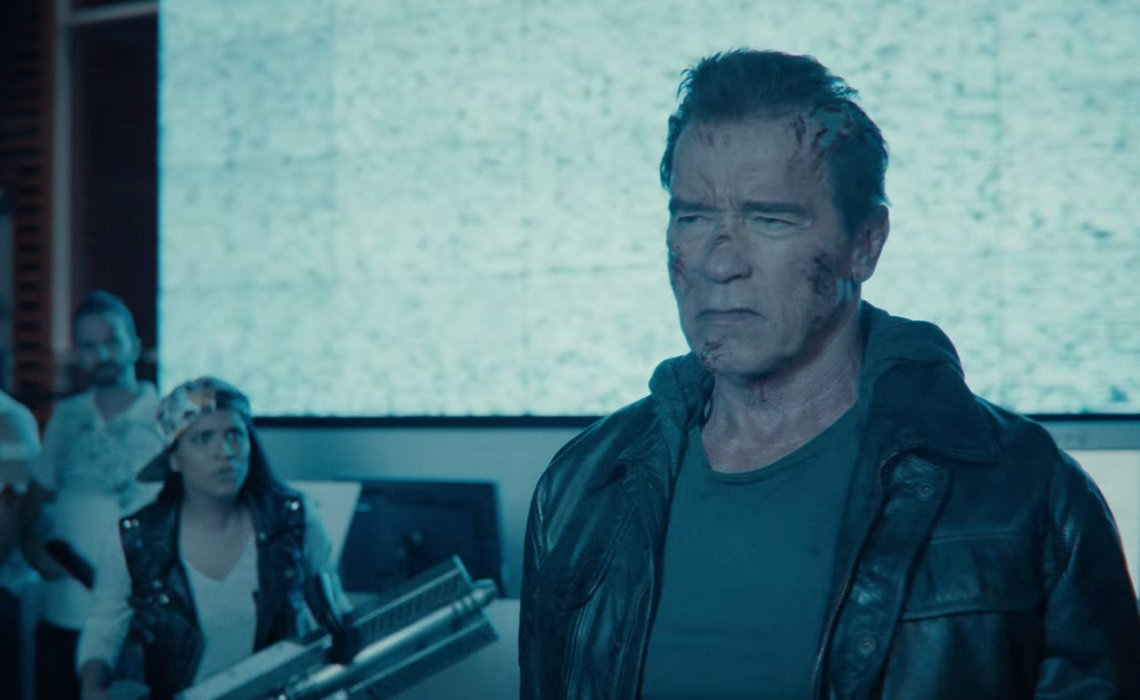 Arnold Schwarzenegger: the inflexible Terminator in the past and present 81
