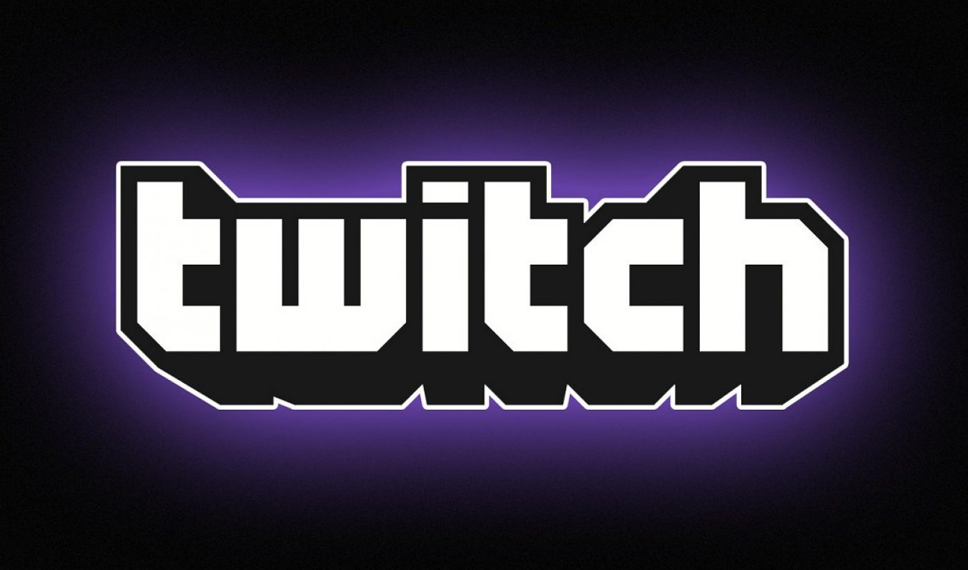 Twitch Debuts Top Broadcaster Program To Feature Its Best Live Streamers