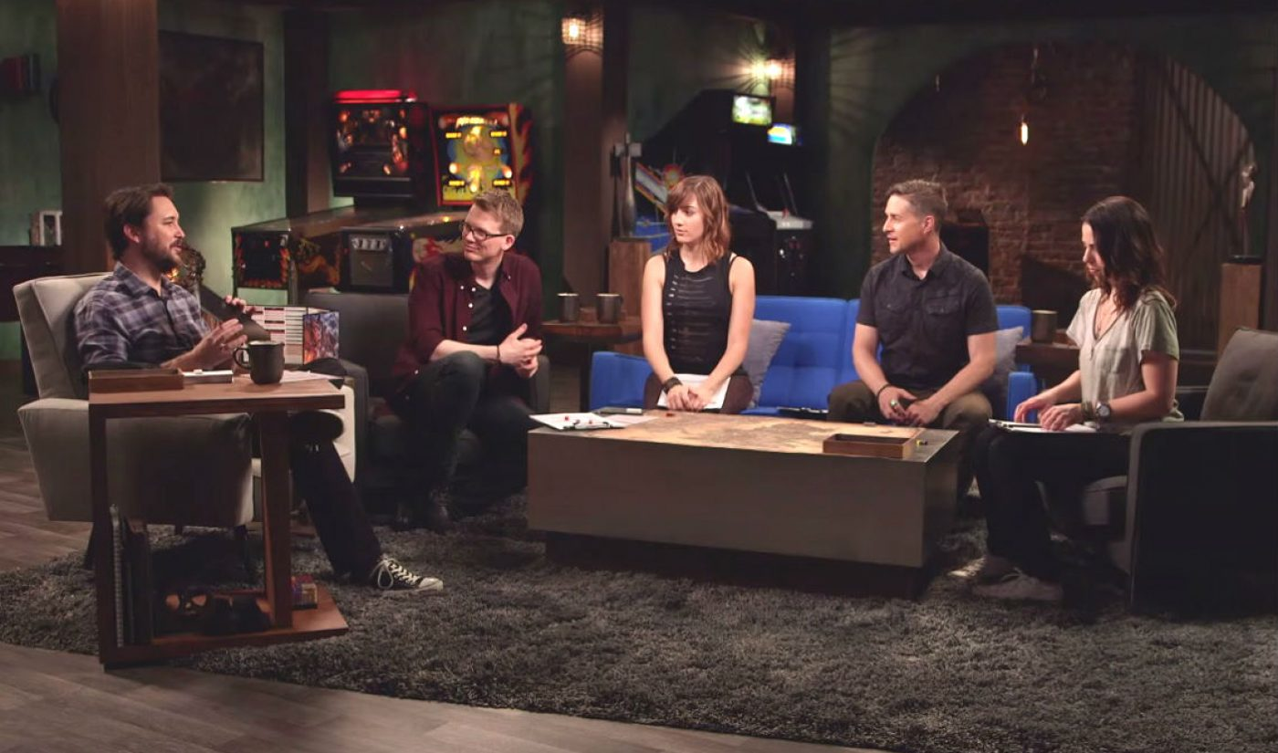 Wil Wheaton Debuts New Geek & Sundry RPG Show 'Titansgrave: The Ashes Of Valkana'