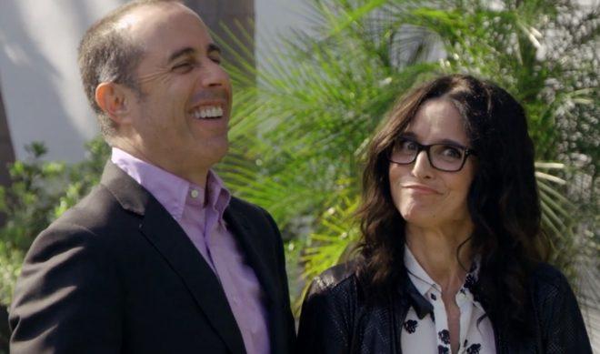 Julia-Louis Dreyfus Joins Jerry Seinfeld On Season Six Premiere Of His Web Series