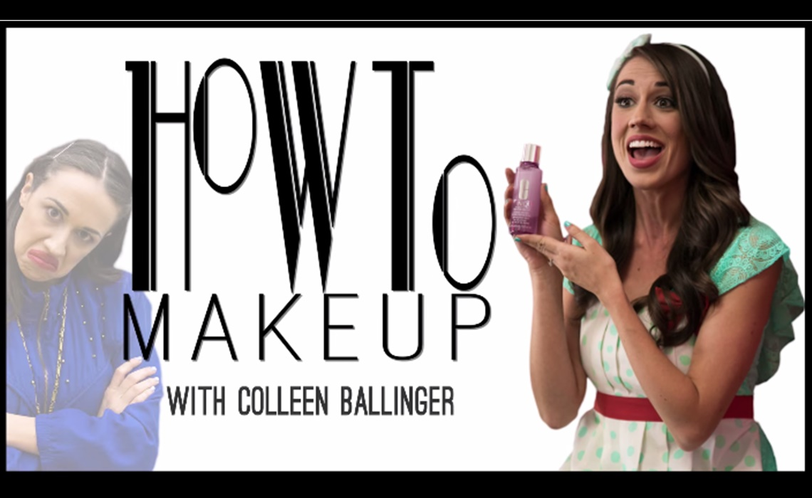 YouTube Star Colleen Ballinger Launches Makeup Series Alongside Collective Digital Studio