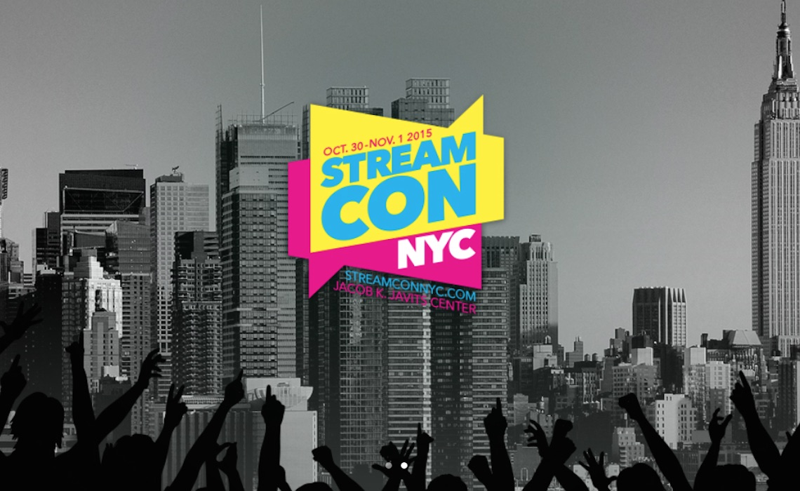 stream-con-nyc-city-background