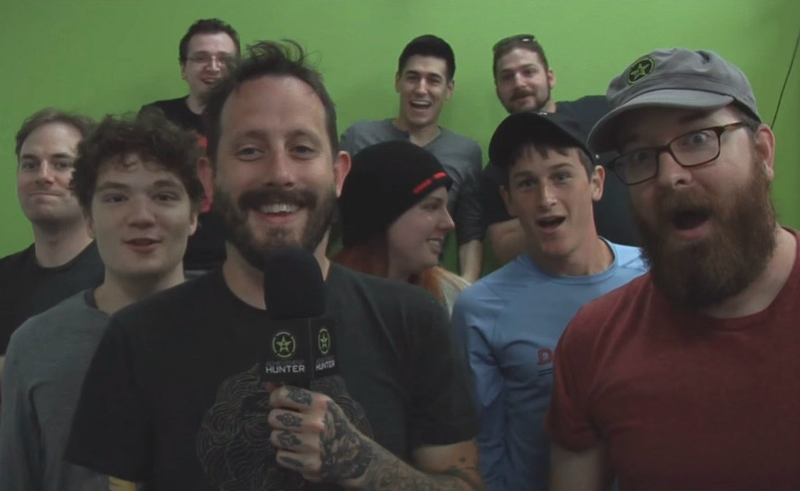 Rooster Teeth S Achievement Hunter Gets Its Own Channel Interiors Inside Ideas Interiors design about Everything [magnanprojects.com]