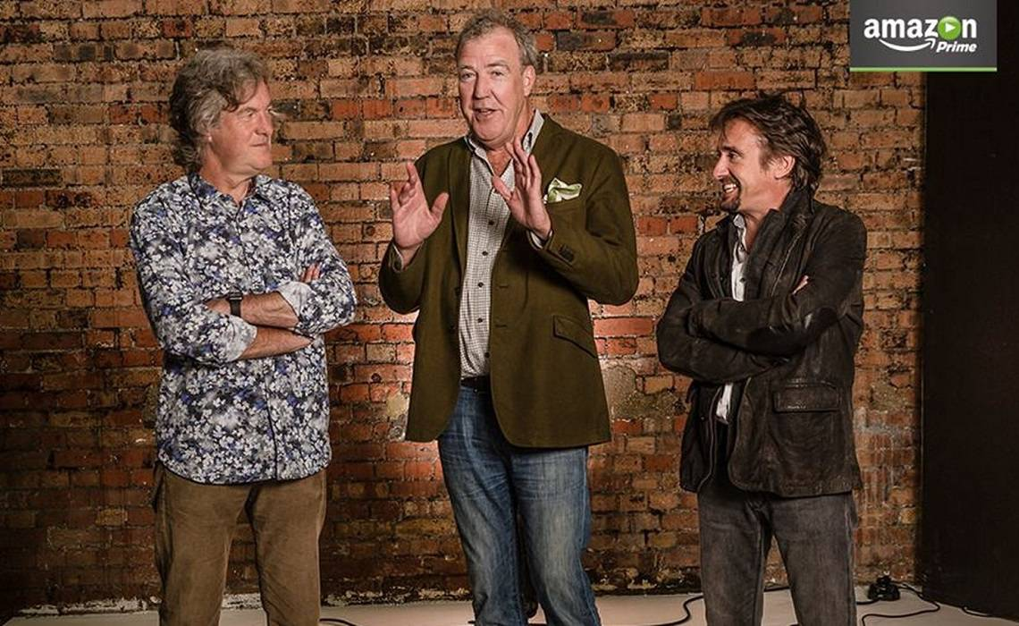 Amazon Signs Top Gear Hosts For Three Seasons Of A New Car Show - Top gear car show